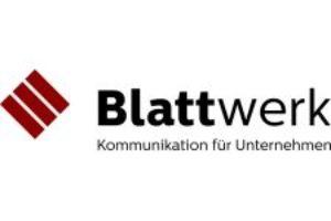 Blattwerk – Kommunikation für Unternehmen