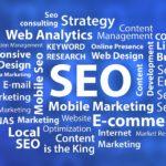 Website Startseite gestalten SEO und weitere Web-Begriffe