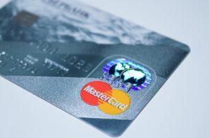 Onlineshop Konzept Payment Kreditkarte