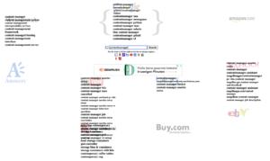 Screenshot Soolve Keyword Recherche kostenlos
