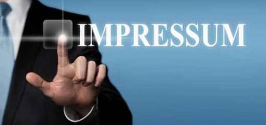 Impressumspflicht bei Social Media und Portalen