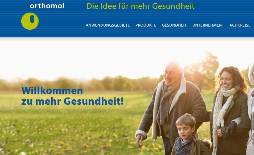 Orthomol Screenshot