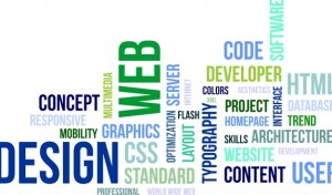 Web-Design Trends 2014: Less but better