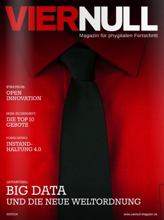 Viernull Magazin