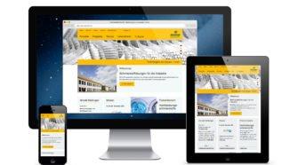 Internetagentur reality bytes gewinnt nach Pitch neuen Etat und erstellen internationale responsive Website für BECHEM