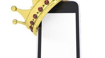 Smartphone - beliebtestes Hight-Tech-Gerät