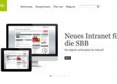 Unic konzipiert Intranetlösung für SBB