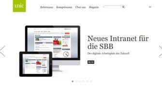Screenshot unic.com