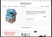Neuer Online-Shop für ZEIT Verlagsgruppe auf Shopware-Basis