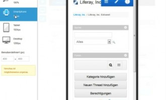 Intranet goes mobile