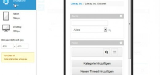 Intranet-mobile