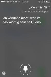 Siri-Alter
