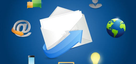 email marketing icons illustration design