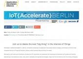Internet-of-Things Entwickler-Wettbewerb startet
