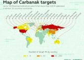 """Cybergang """"Carbanak"""" stiehlt eine Milliarde US-Dollar von 100 Finanzinstituten weltweit"""