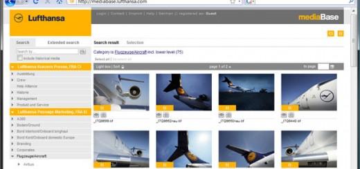 Lufthansa-mediabase