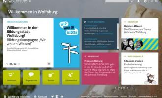 Wolfsburg – mit Sitecore und ]init[ jetzt auch im Web erstklassig