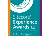 Sitecore verleiht Experience Awards 2014