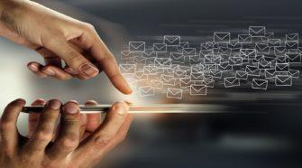 gesendete mails landen im spam e mail hand