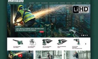 Metabo relauncht Shop auf OXID eSales