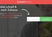 Rocket-Lieferdienst Shopwings verabschiedet sich vom deutschen Markt