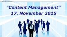 Logo WebConference Content Management
