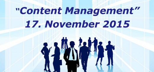 Logo WebConference Content Management
