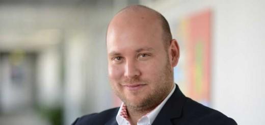 Philipp Martin, Geschäftsführer von SC-Networks