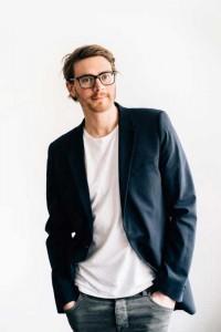 Bastian Unterberg, Gründer und CEO von jovoto.
