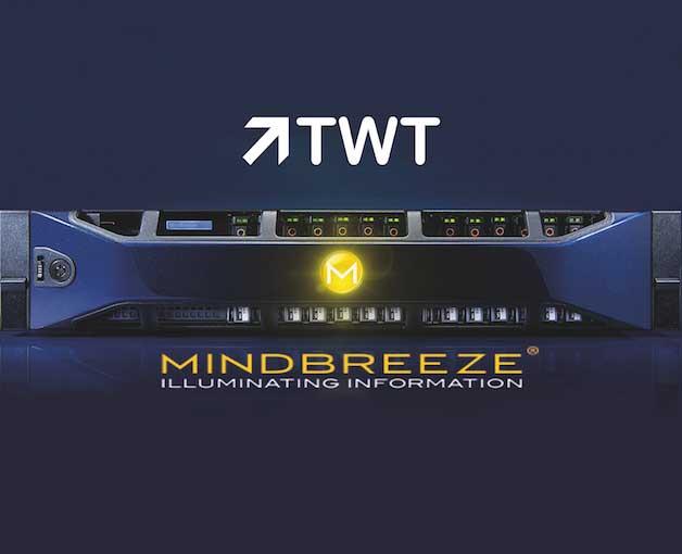 TWT und Mindbreeze kooperieren