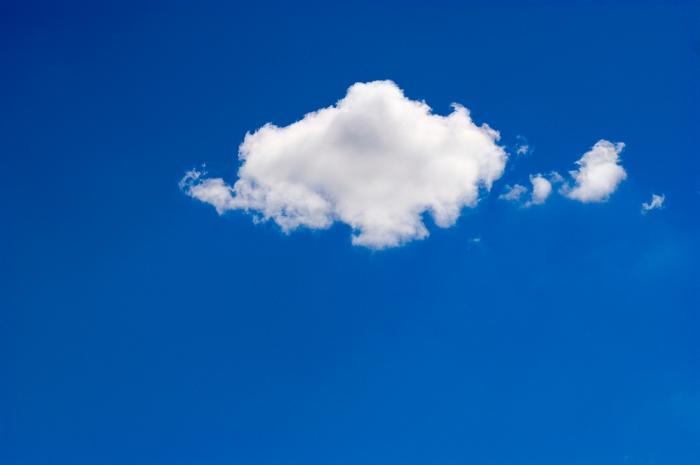 Datenspeicher in der Cloud iCloud