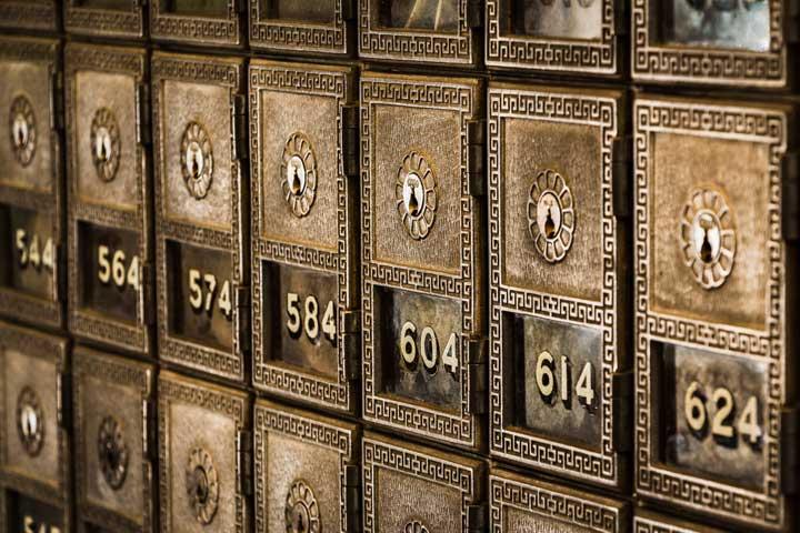 Bank oldschool