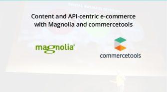 Magnolia commercetools dmexco