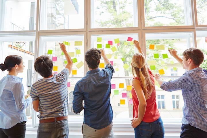 Welche Rolle Agilität in Ihrer Organisationsstruktur spielt – eine Checkliste für die digitale Transformation.