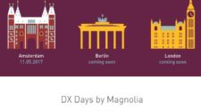 Magnolia geht mit neuer DX Days Roadshow auf Europa-Tour