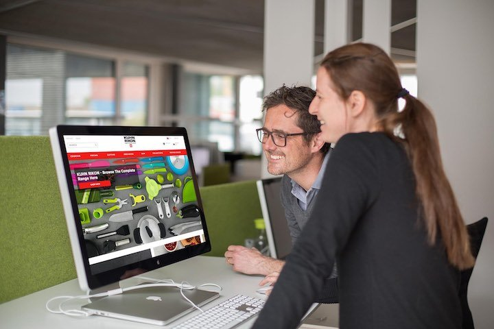 Mit Magnolia CMS wird der Kuhn Rikon Webauftritt moderner, emotionaler und responsiver