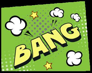 Bang! Videos und Bilder sollten auf keiner Webseite fehlen