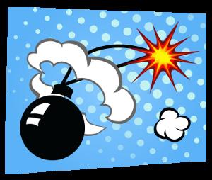 Bombe! Schnelle Ladezeiten helfen jeder Webseite