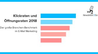 Branchen-Benchmark - Newsletter2Go