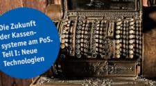 Alte Registrierkasse als Widerspruch zur Zukunft der Kassensystem am PoS