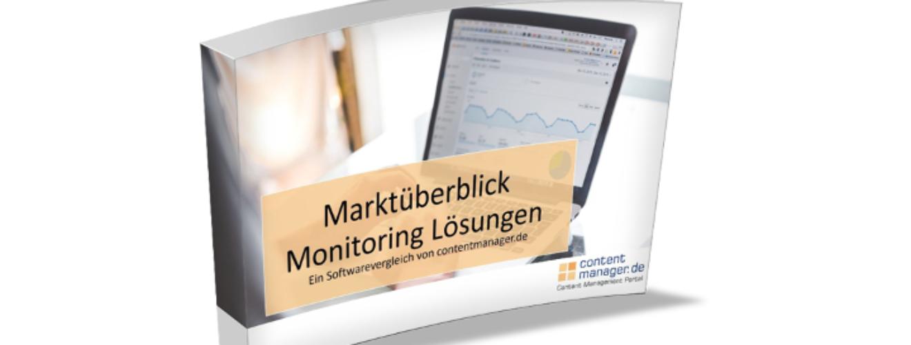 Studie in Katalogform zum Thema Social Media Monitoring