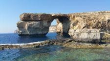 Azure Window auf Gozo aus Game of Thrones