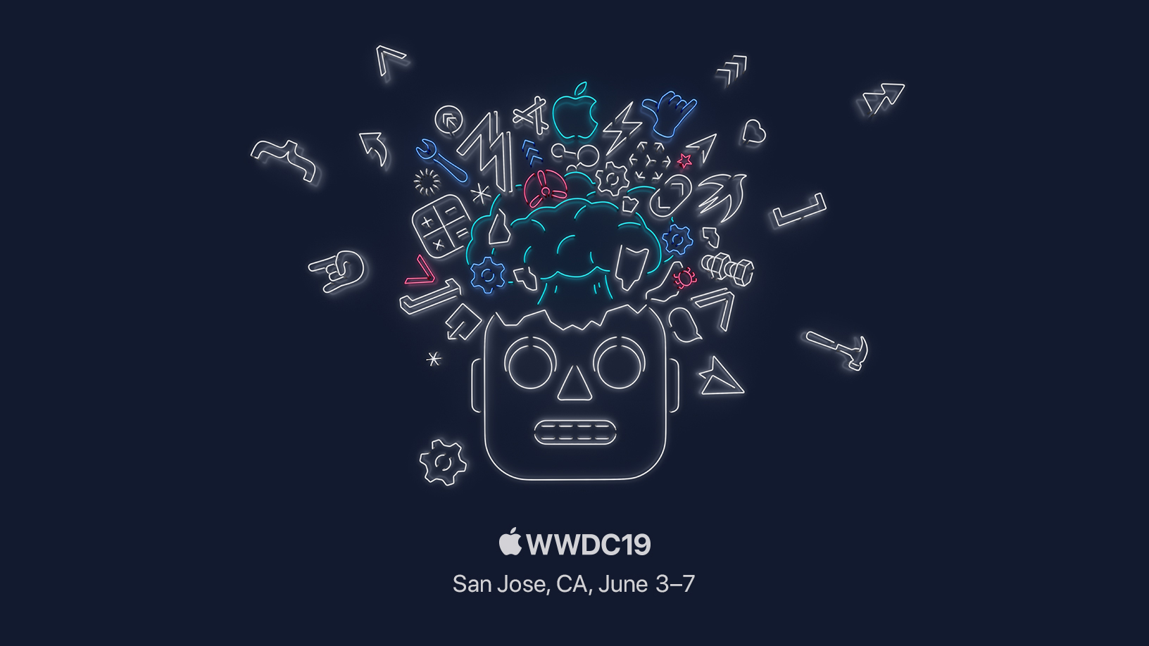 Illustration zur WWDC 2019