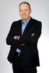 Porträt Peter Seltsam, Gründer und Geschäftsführer der Eurotext AG