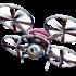 Quadrocpter Drohne als Beispiel für Drohnenlieferung