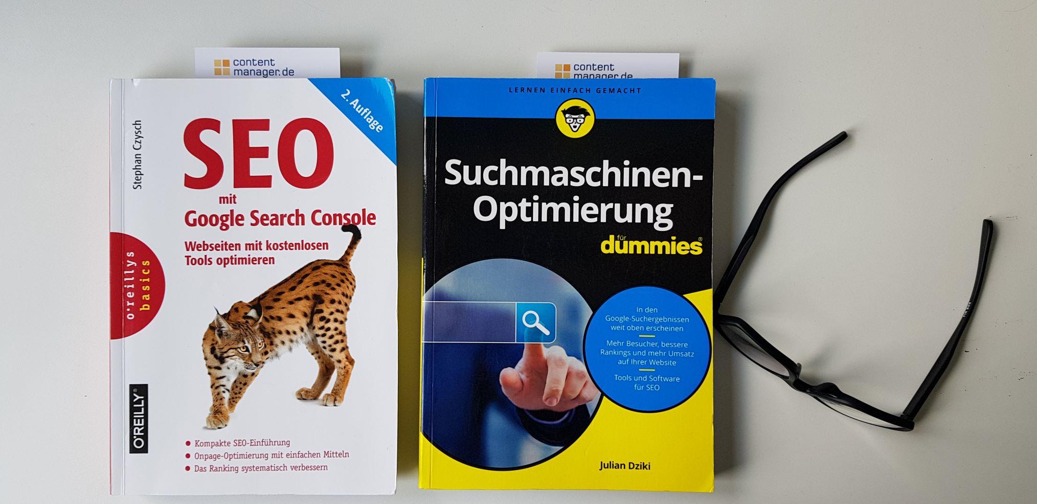SEO Bücher