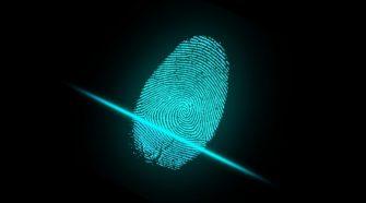 Scan Fingerabdruck zur SCA als Teil der PSD2
