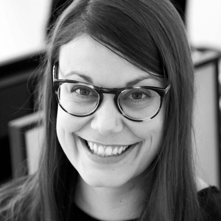 Konterfei von Kathrin Düring, Autorin zum vorliegenden Text über Nostalgie-Marketing