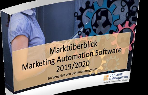 Softwarevergleich Marketing Automation