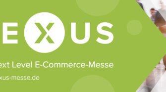 Banner zur Next Level E-Commerce-Messe NEXUS
